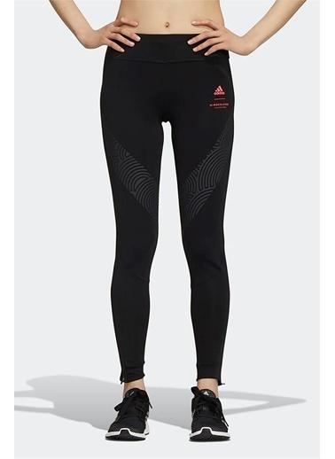 adidas Adidas Kadın Koşu - Yürüyüş Tayt Tyo Run Tghts W Gd5037 Siyah